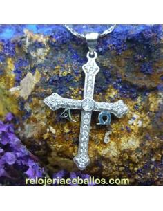 Cruz de la Victoria con Pedrería 102-0162