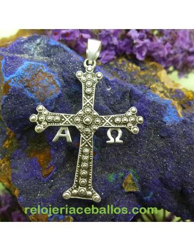 Cruz de Asturias en Plata 102-82