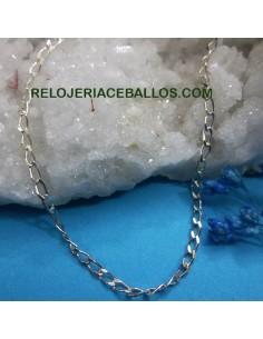 Barbada cadena de plata BC40
