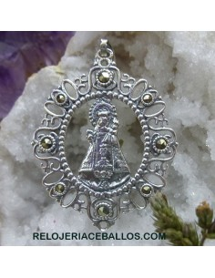 R1101 Medalla de la Virgen...