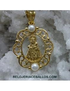 R1098CH Virgen de Covadonga Chapada