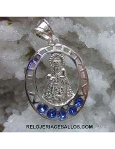 R1103 Santina de Covadonga plata