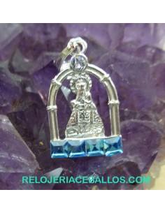 R1104 Virgen de Covadonga con Capilla