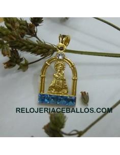 Medalla de Covadonga con Capilla R1104CH